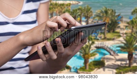 Summer Vacation And Online Booking
