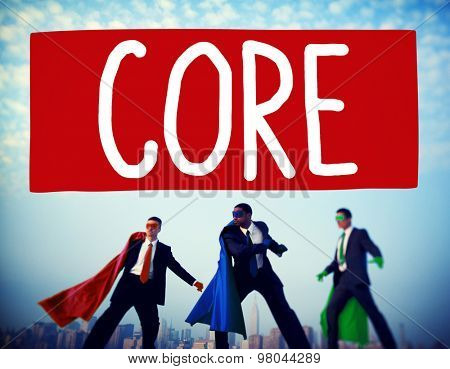Core Core Values Focus Goals Ideology Main Purpose Concept