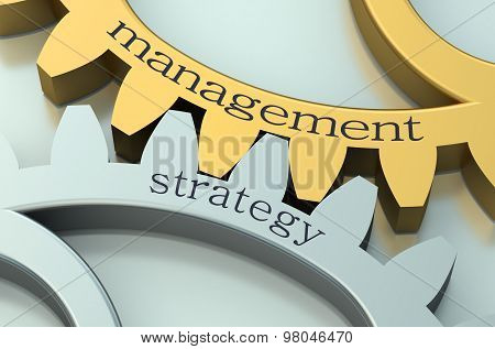Management And Strategy Concept