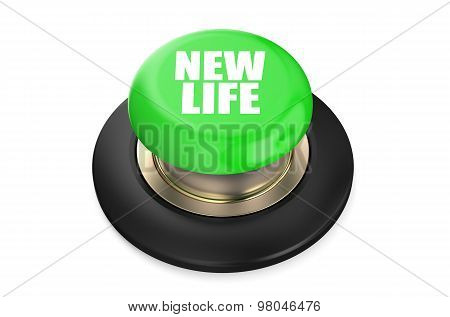New Life Green Button