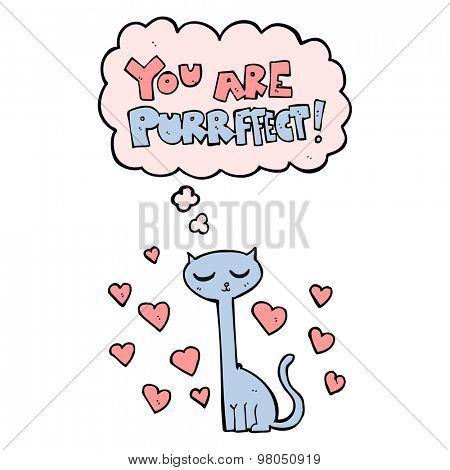 cartoon valentine card design