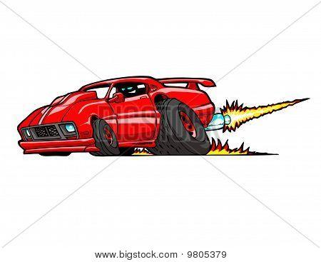 Muscle Car D1