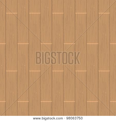 Laminate Seamless Pattern. Texture Of  Wood Flooring. Vector Background.