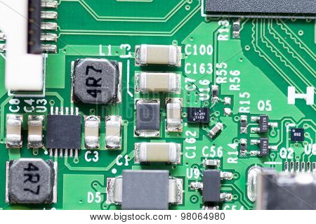 Circuit Board for IoT - Internet of Things, People and Everything