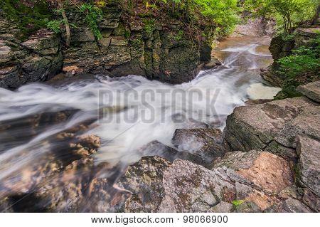Indian Falls Cascade