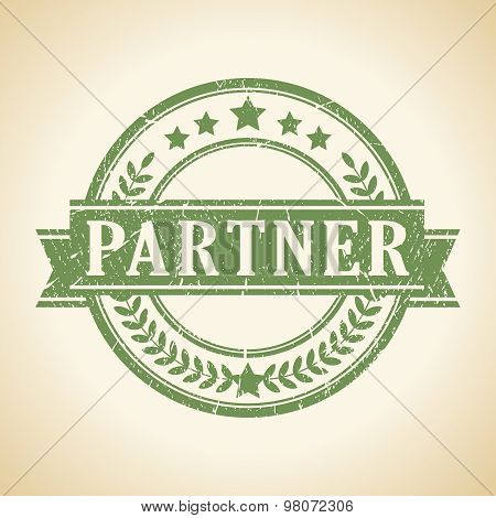 Partner stamp