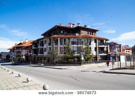 Street View In Bansko