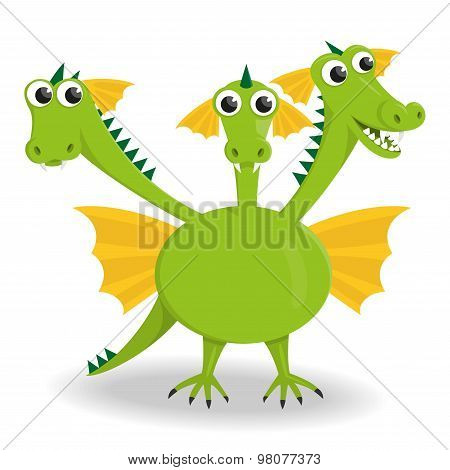 Three-headed Dragon