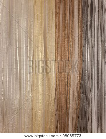 Many Curtain Background