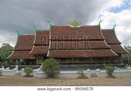 Wat Thong Xieng in Luang Prabang