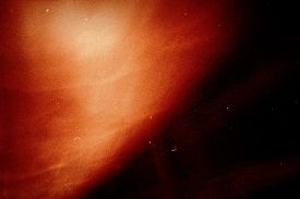 stock photo of leak  - Abstract film texture background with heavy grain dust and light leak - JPG