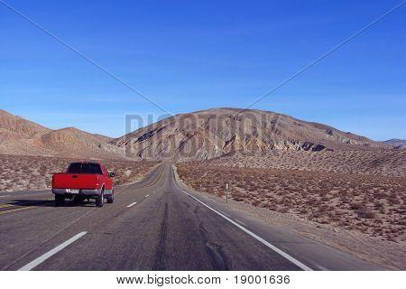Unknown destination - freedom concept