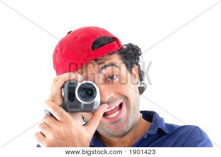Tourist-Camcorder
