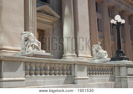 Courthouse Guardians