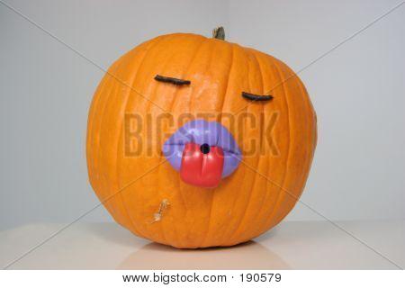 Pumpkin Face Two