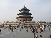 Beijing Games Temple Of Heaven
