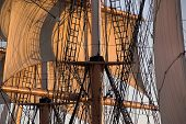 Ship'S Rigging