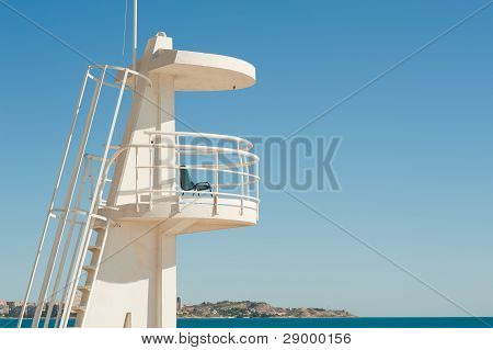 Lifeguard Watchtower