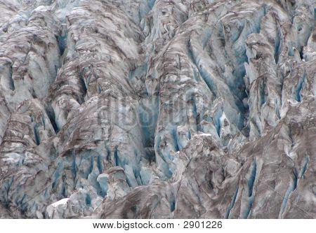 Glacier Crevices