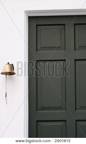 Bell And Door