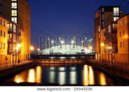 O2 Arena - Millenium Dome