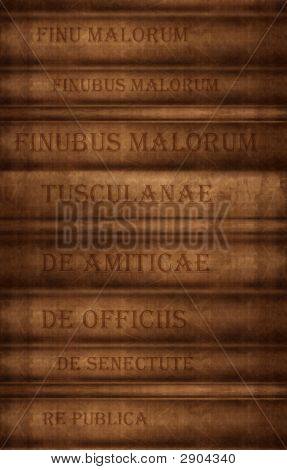 Vintage Latin Books