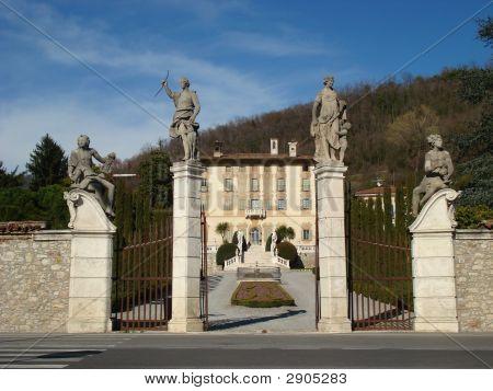 Villa Terzi In Trescore Balneario