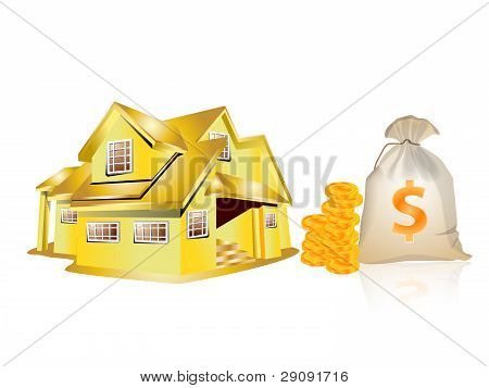House And Money