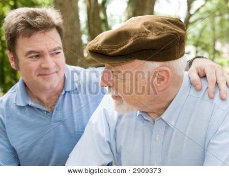 Senior Father