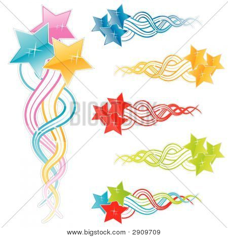 Happy Falling Stars