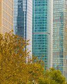 Pudong Financial District, Shanghai, China poster