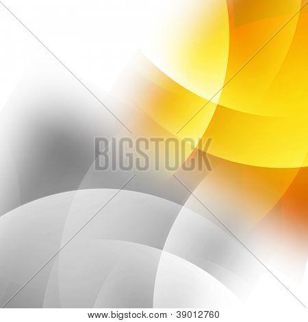 background grey orange