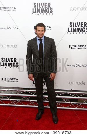 NEW YORK-NOV 12: Actor Bradley Cooper attends the premiere of