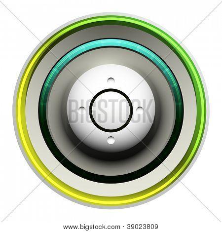 Control UI element