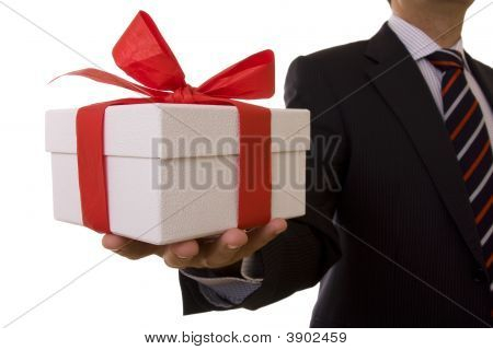 Businessman Offer