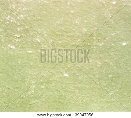 Old green paper background