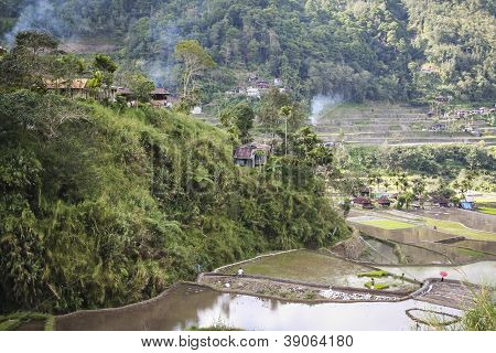 Banaue Rice Terraces Luzon Philippines