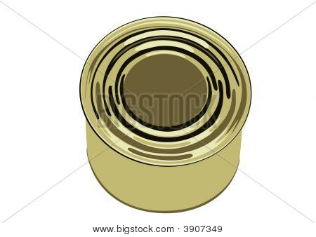 Bank Of Canned Food