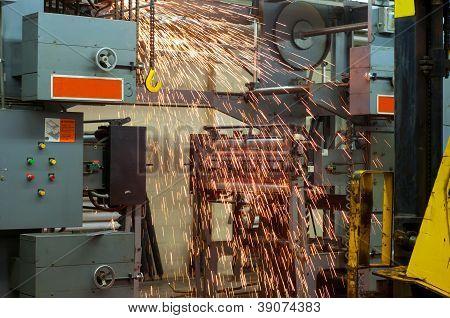 Press Dismantling