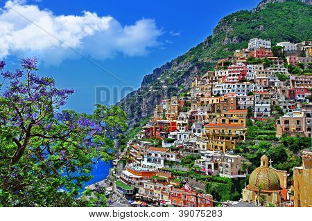 pictórica Amalfitana coast - Positano