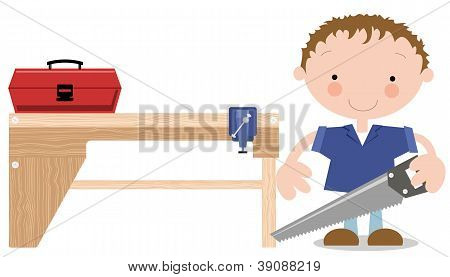 Joiner And Workbench