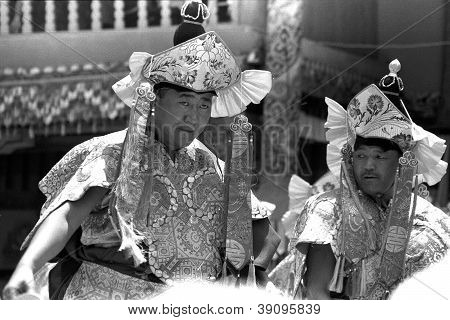 Festival de Hemis, Ladakh, India