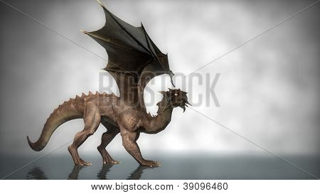 walking dragon