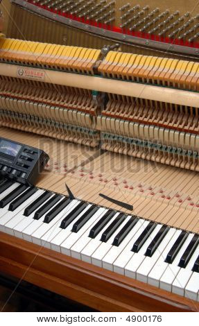Afinación del piano