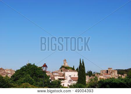 Lourmarin Village