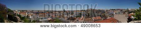 Tavira Town Skyline