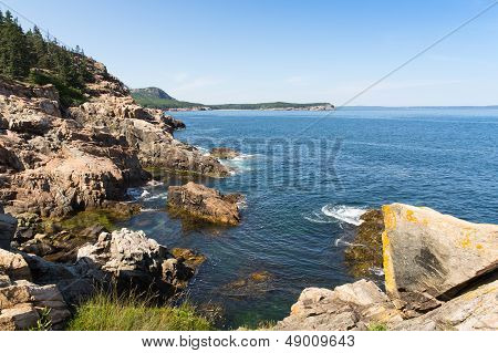 Otter Rocks Coastline