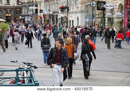 Vienna Tourists