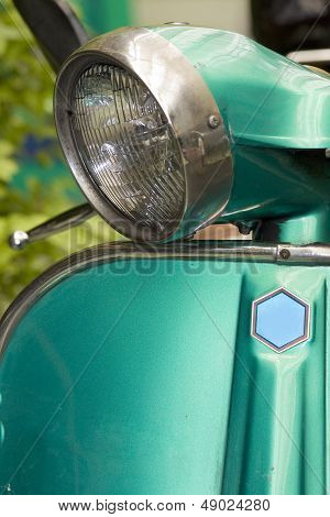 Scooter Headlamp