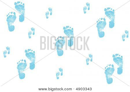 Baby Blues, Foot Prints